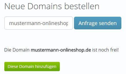 faq wo kann ich domains internetadressen bestellen. Black Bedroom Furniture Sets. Home Design Ideas